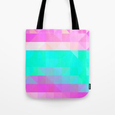Pink Natures Tote Bag