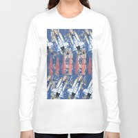 rocket Long Sleeve T-shirts featuring Rocket by AnnaW
