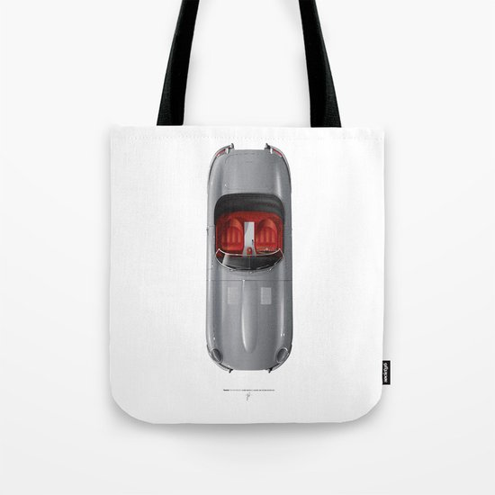Classic Series N.º1, Jaguar E Tote Bag