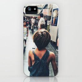 Lost boy III iPhone Case