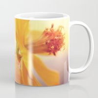 cosmos Mugs featuring Cosmos by DuckyB