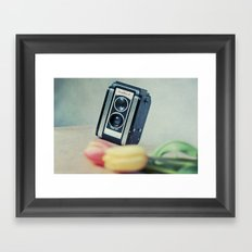 Tulips Duaflex 2 Framed Art Print