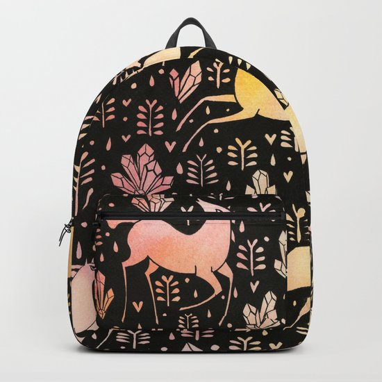 Marshmallow ponies Backpack