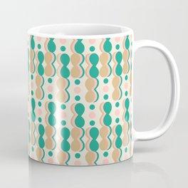 Uende Cactus - Geometric and bold retro shapes Coffee Mug