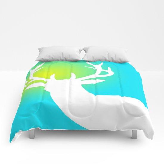 The White Deer  Comforters