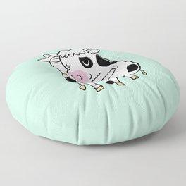 Cow Hugs Floor Pillow