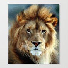 LION - Aslan Canvas Print
