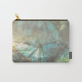 here with me Carry-All Pouch