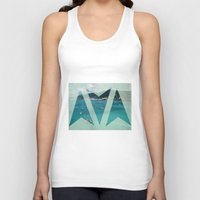 boats Tank Tops featuring Boats by Ria*
