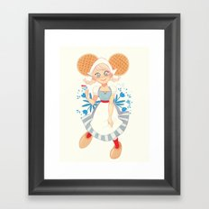 holland Framed Art Print