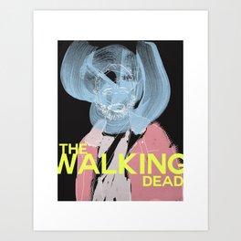 ddsd Art Print