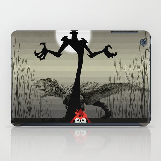 little red iPad Case