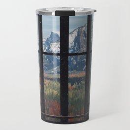 Yosemite Window Travel Mug