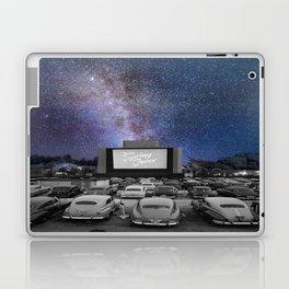 Drive-In Laptop & iPad Skin