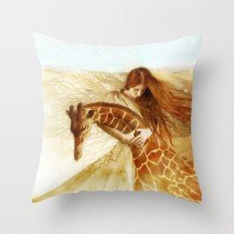 Adagio Throw Pillow