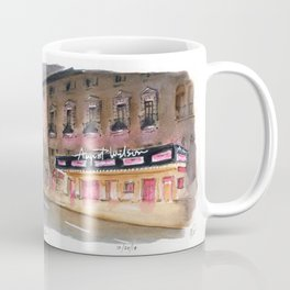 Mean Girls - August Wilson Theater Marquee Coffee Mug