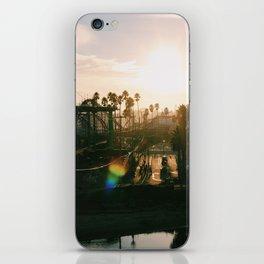 SC Beach Boardwalk iPhone Skin