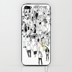 All We Have Is Now iPhone & iPod Skin