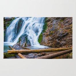 Cascada Valul Miresei, Romania Rug