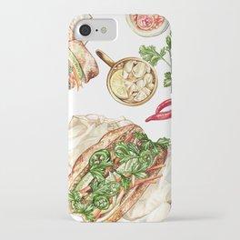 Vietnamese Banh Mi iPhone Case