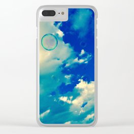 Happiness Photography Clear iPhone Case