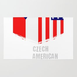 50% Czech 50% American 100% Awesome Rug