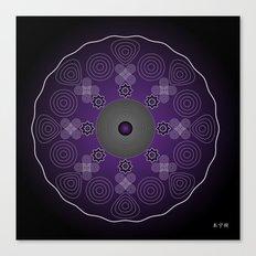 Fleuron Composition No. 227 Canvas Print
