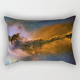 Stellar Spire in the Eagle Nebula Rectangular Pillow