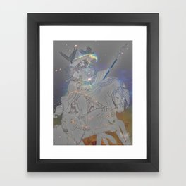 Odin the All-Father Framed Art Print