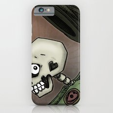 Angel of Death Skeleton by RonkyTonk Slim Case iPhone 6s