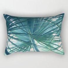 Tropical Palm #society6 #buyart #home #lifestyle Rectangular Pillow