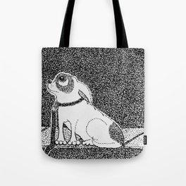 Daydream Chihuahua Tote Bag