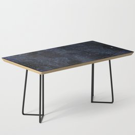 Antique World Star Map Navy Blue Coffee Table