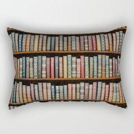 The Library Rectangular Pillow