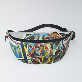 Puppy vision Fanny Pack