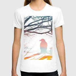 Sunrise Raven T-shirt