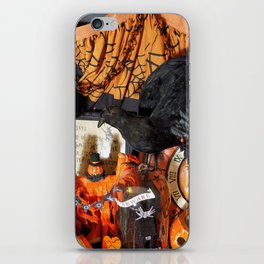 Magical Halloween Menagerie iPhone Skin