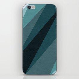 Six Shades of Sea iPhone Skin