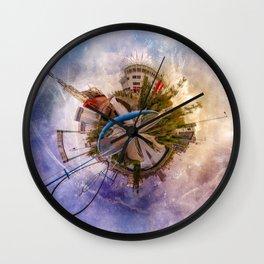 Riverside World Wall Clock
