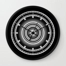 Demi Masa (By Time) Wall Clock