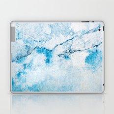 blue wall Laptop & iPad Skin