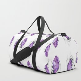 Crystalized Duffle Bag