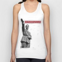 lorde Tank Tops featuring Only Bad People by Dr.RPF