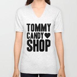 Tommy Candy Shop Sugar Me Unisex V-Neck