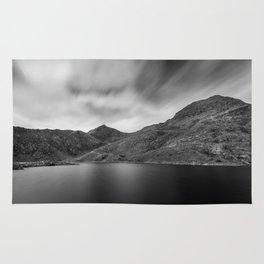 Snowdon past Llyn Llydaw Rug