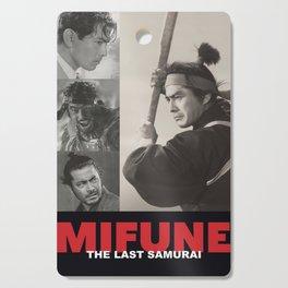Mifune: The Last Samurai Cutting Board