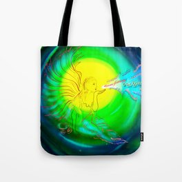 Lucky Angels- Good Luck Tote Bag