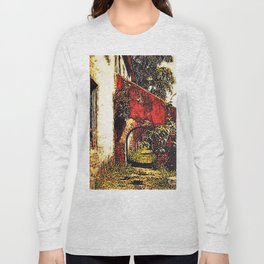 Under the stairwell - Florest Navarro de Andrade Long Sleeve T-shirt