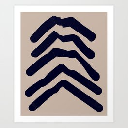 A Collection of Waves 2 Art Print