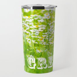 Blossom Valley: Go Green Travel Mug